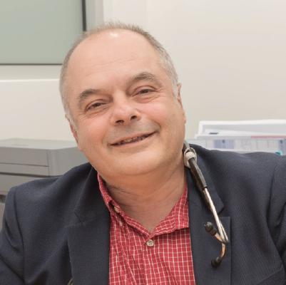 Dr Leon Stesin